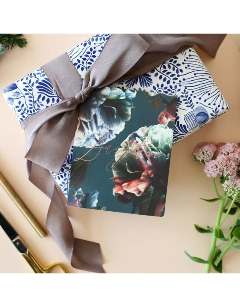 Bespoke Letter Press Bespoke Letterpress Greeting Card - Daughter