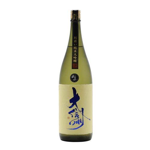 Daishinshu (Nagano) Daishinshu (Nagano) Betsugakoi Junmai Daiginjo Nama 大信州 別囲 大吟釀 生酒 720ml