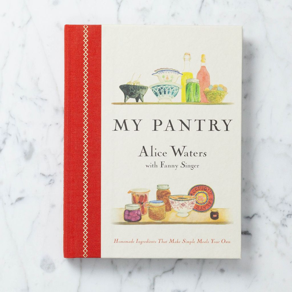 Alice Waters Book