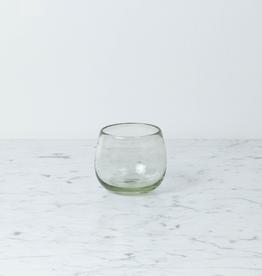 Handblown Roli Poli Glass