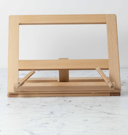 Adjustable Wood Book Stand