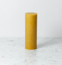 Old Mill Candles Jumbo Beeswax Pillar 135 hr