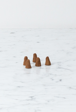 Velvetback Natural Incense Cone - Cedar