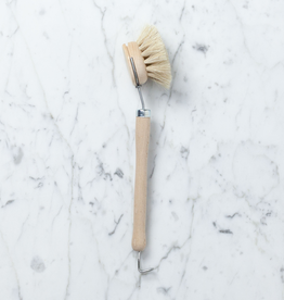Iris Hantverk Swedish Everyday Dishbrush with Replacable Head - Soft Bristle