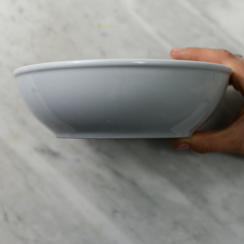 Everyday Large Bowl - White - 8.5D x 2H