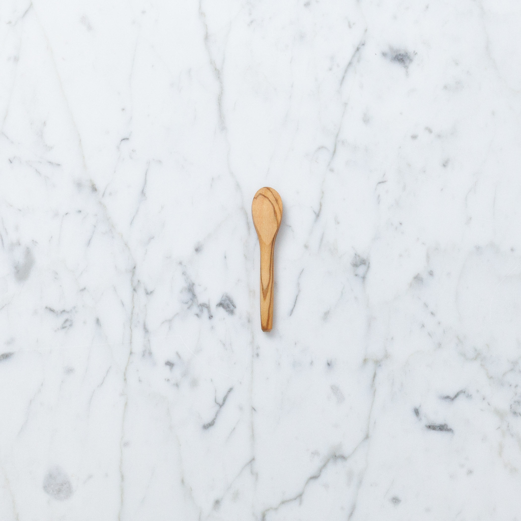 Olive Wood Very Little Spoon - 2.75 in.
