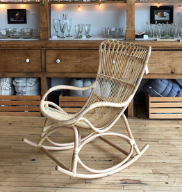 Sika-Design Monet Rattan Rocking Chair