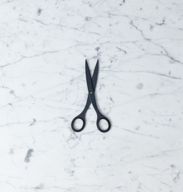 Allex Non-Stick Scissors - Black - 6.5""