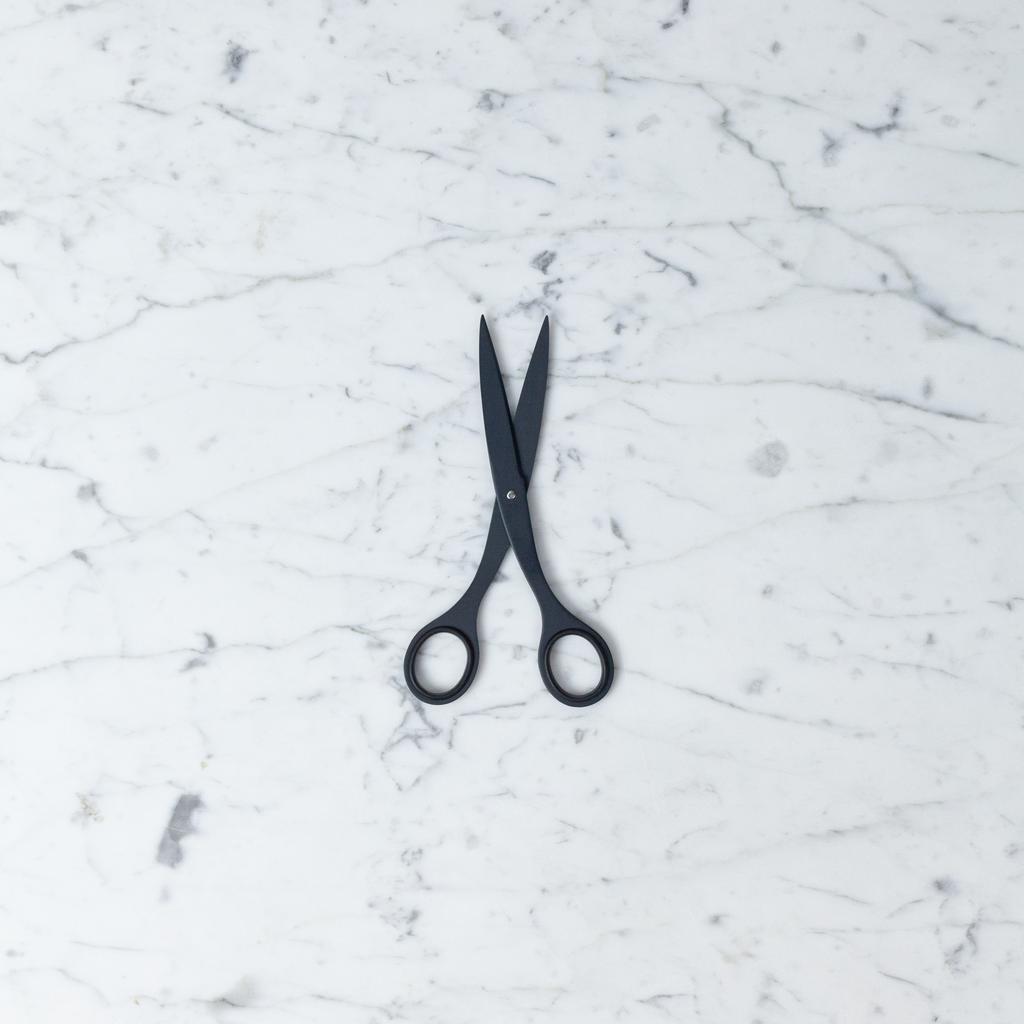 """Allex Non-Stick Scissors - Black - 6.5"""""""
