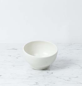 """John Julian John Julian Plain Porcelain Simple Bowl - Medium - 5"""""""