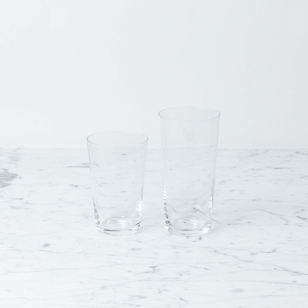 Japanese Water Glass - Small - 4.5 in.H