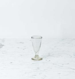 Handblown Cone Glass Petite