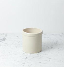Bristol Stoneware Pickling Crock - Cream - 2 quart