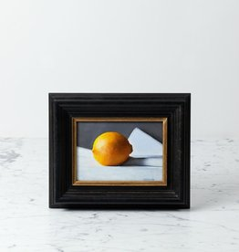 Tony Brenny Lemon Painting - 5 x 7 - Oil on Panel