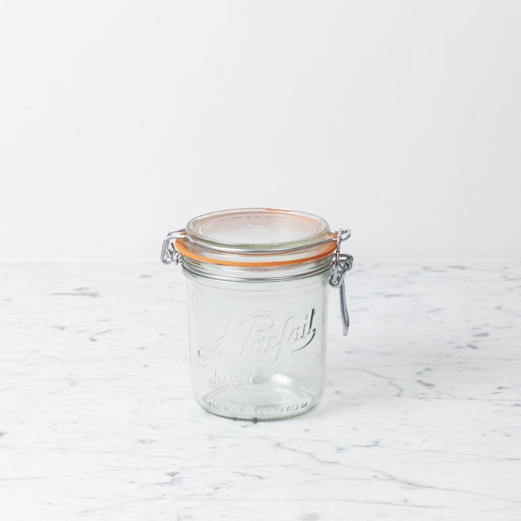 Le Parfait 750 Gram Jar