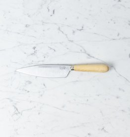 Pallares Knives Pallares Kitchen Knife - Carbon Steel - Boxwood Handle - 16 cm