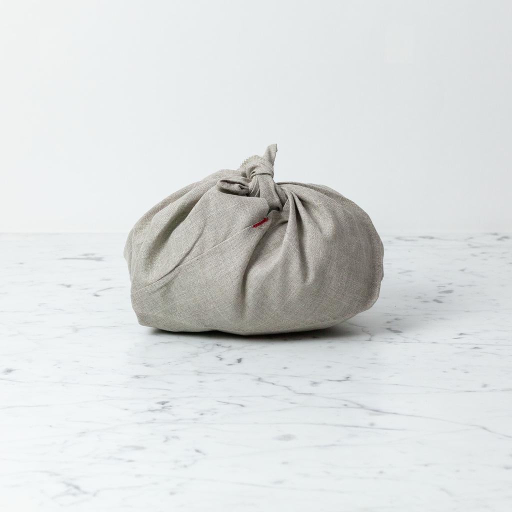 Ambatalia Linen Bento Bag - Natural - Small