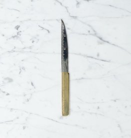 Angela Liguori Handmade Italian Letter Opener with 24 Karat Gold Handle - 7.5 in