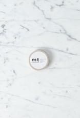 Washi Tape Single: Soft Pastel Grey
