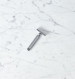 Chrome Single Blade Shaving Razor