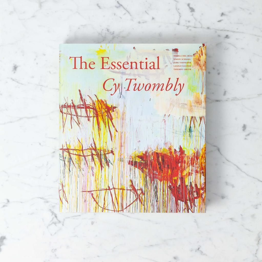 ARTBOOK D.A.P. The Essential Cy Twombly Book