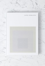 ARTBOOK D.A.P. Josef Albers: Midnight and Noon Book