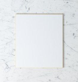 Japanese Shikishi Rice Paper Board - Gold Edge - 11 x 9.5 in.