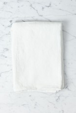 "Linge Particulier Washed French Linen Queen Pillow Case - Standard - Off White - 20"" x 28"""