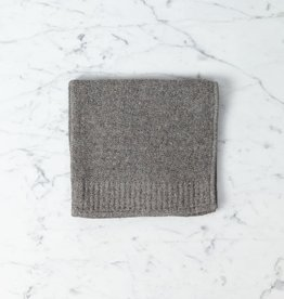 Japanese Cotton Lana Brown Guest Towel
