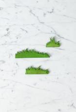 Ostheimer Toys Wooden Grass Piece - Small