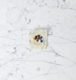 Beam Paints Natural Pigment Handmade Watercolor Paintstones - Siinihnsun Mini River Pebble Sample Set of 11 colors