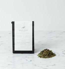 Wooden Spoon Herbs Tulsi Passionflower Tisane Loose Leaf Tea