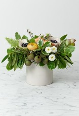 """Foundry Floral Bouquets - Various Colors and Styles - Large 6"""" Vase"""
