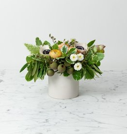 "Foundry Floral Bouquets - Various Colors and Styles - Large 6"" Vase"