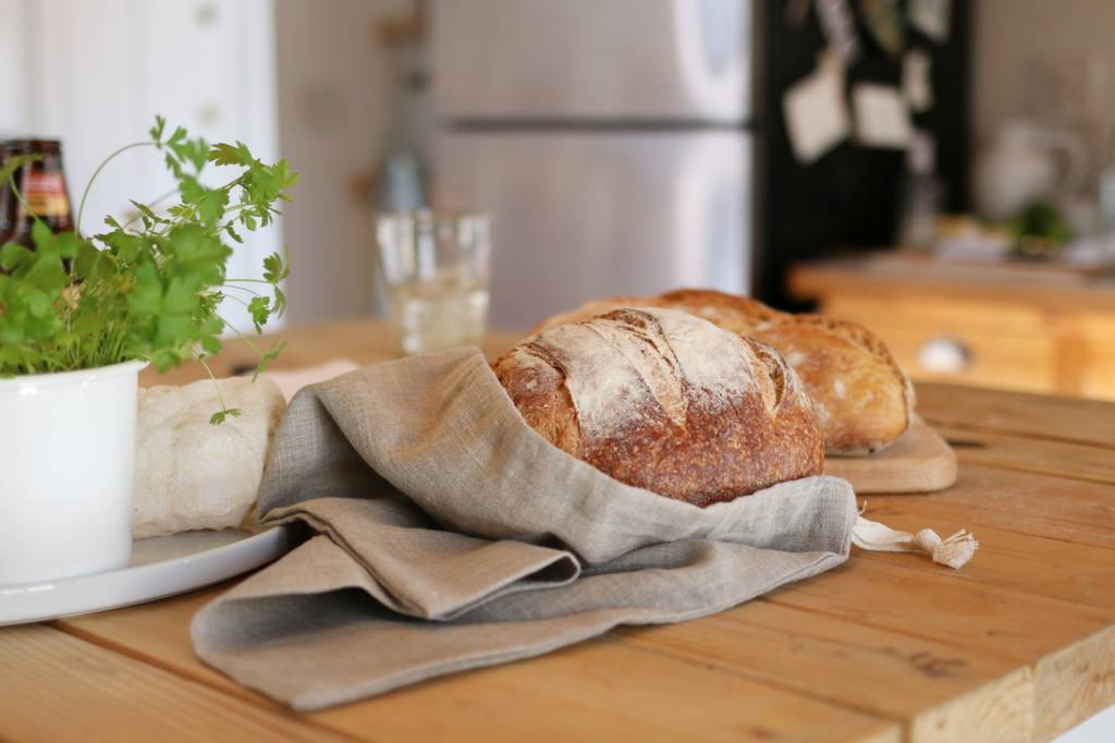 FRESH LINEN BREAD BAGS