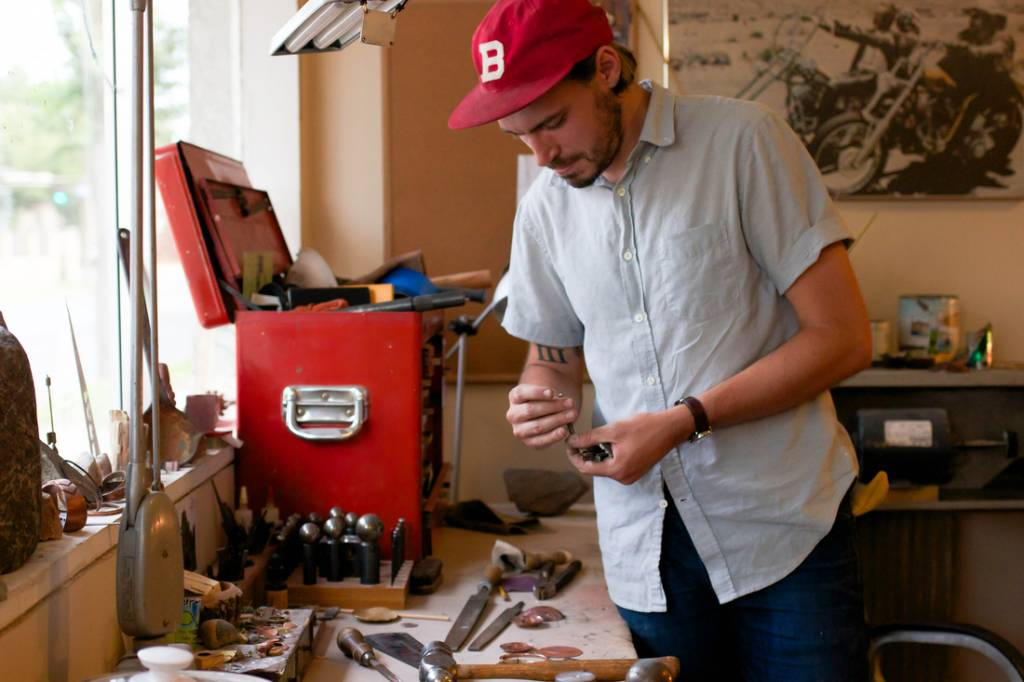 MEET THE MAKER : NICK LUNDEEN