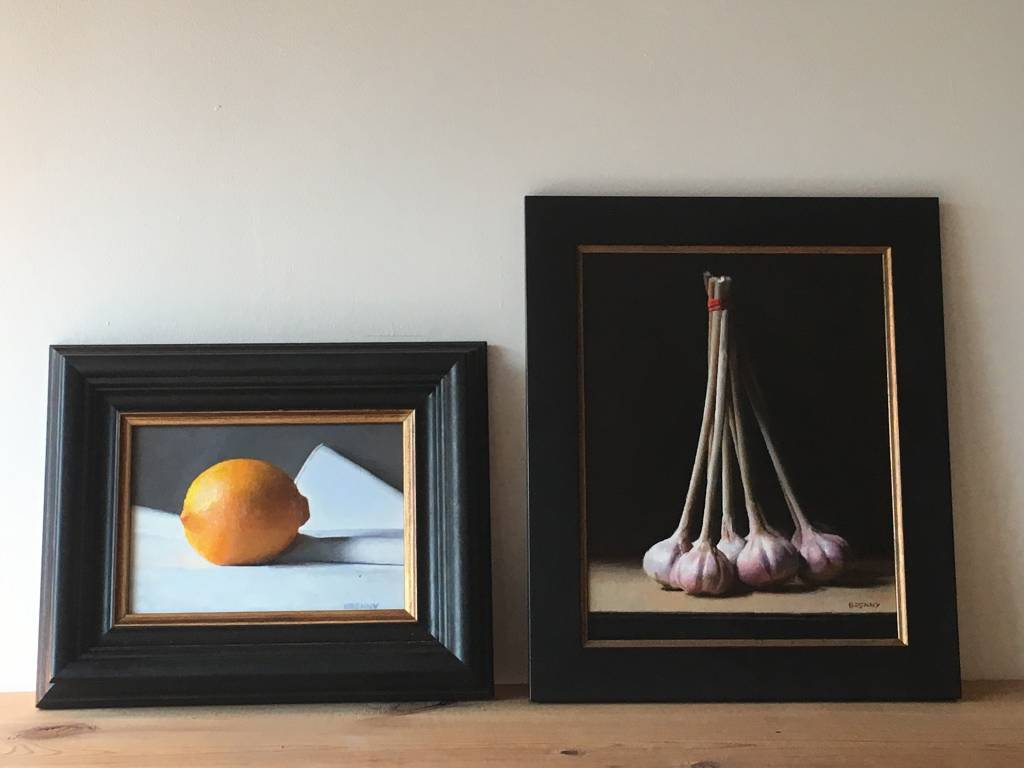 The Sweetest Still Lifes