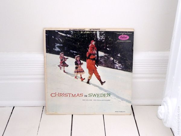 Magical Vintage Swedish Christmas Music