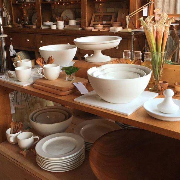 Meet John Julian: Elegant + Workmanlike English Porcelain