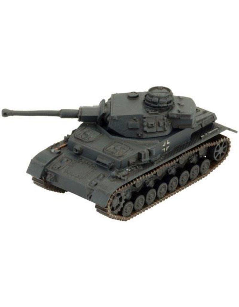 Flames of War GE042 German Panzer IV F1/F2