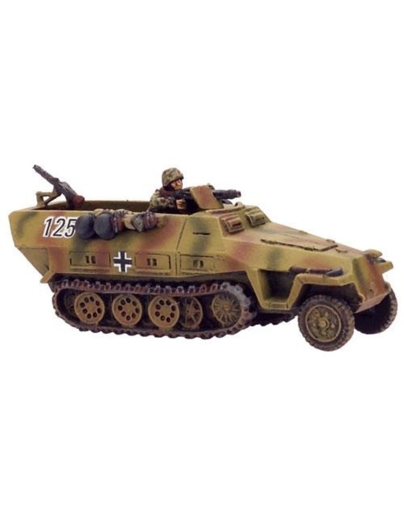 Flames of War GE241 German SdKfz 251/1D