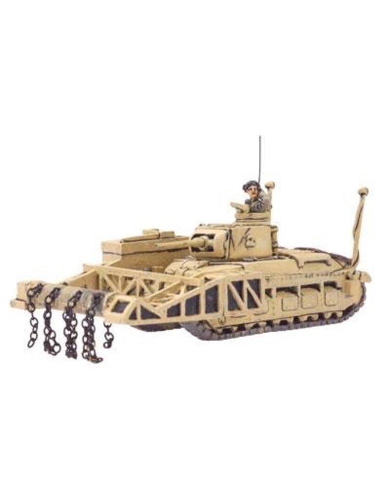 Flames of War BR054 Matilda 'Scorpion' Flail
