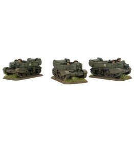 Flames of War BR214 Wasp Carrier (x3)