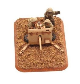 Flames of War BR500 2 pdr gun (8th Army)