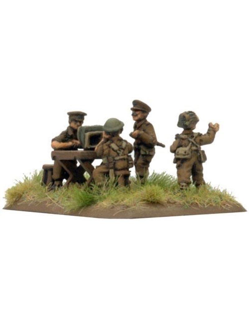 Flames of War BR710 Artillery HQ ( Late War)