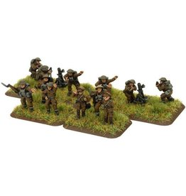 Flames of War BR701 British BEF Company HQ