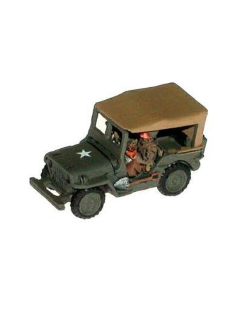 Flames of War US410 Jeep (x2)