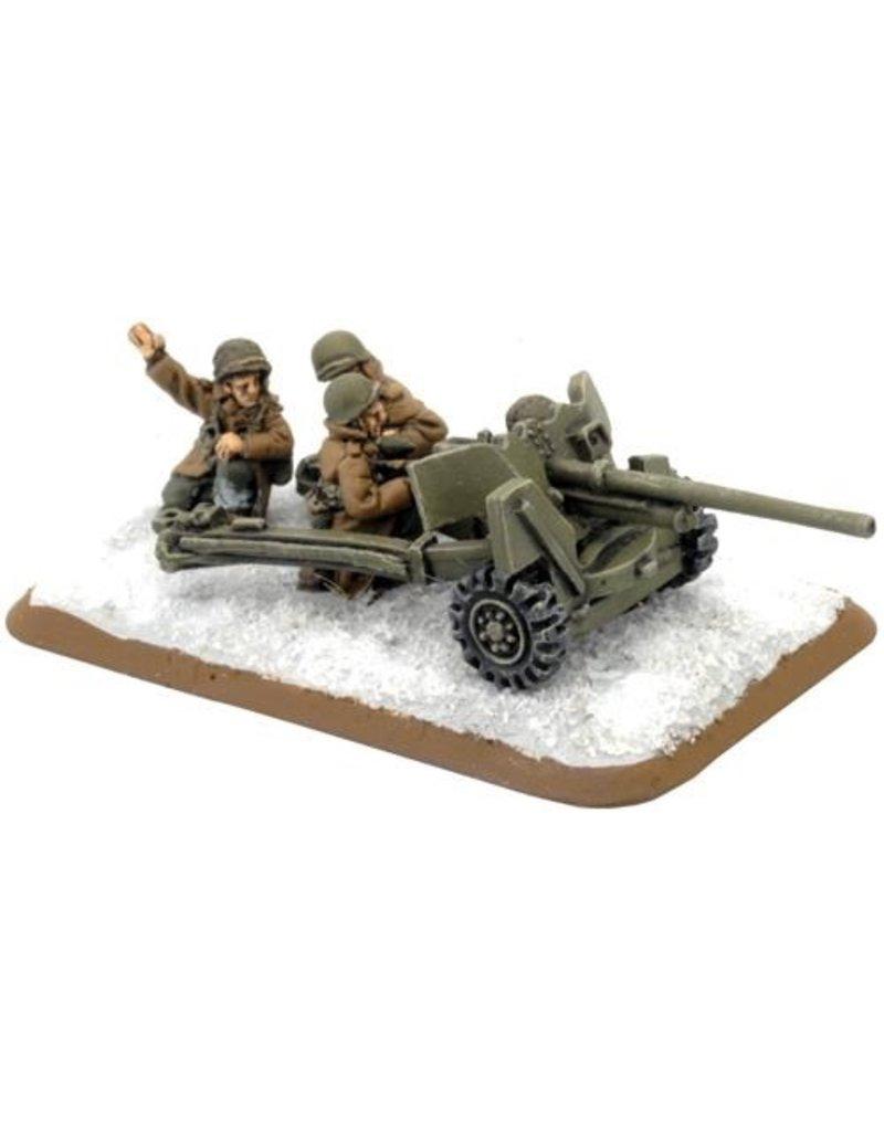 Flames of War US503 M1 57mm gun (Winter)