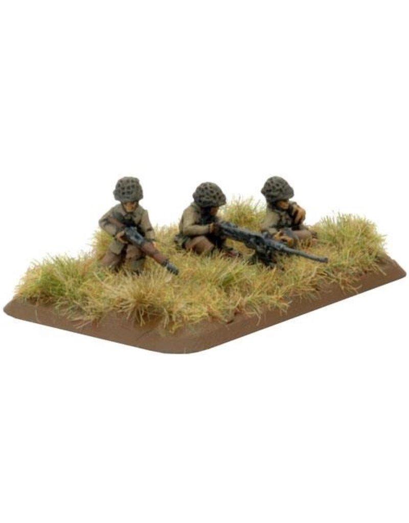 Flames of War US738 Armoured Rifle Platoon Dismounted MGs (Late)