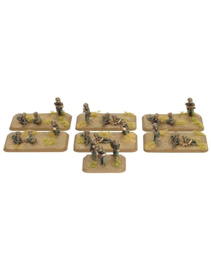 Flames of War US773 Company Machine-gun Platoon (Marines)
